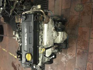 Motor Opel Astra 1997